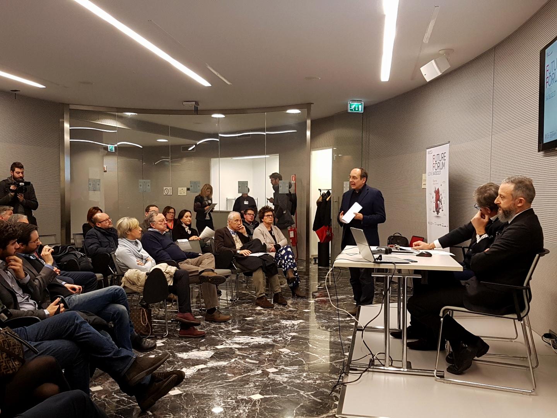 Conferenza stampa Future Forum 2017