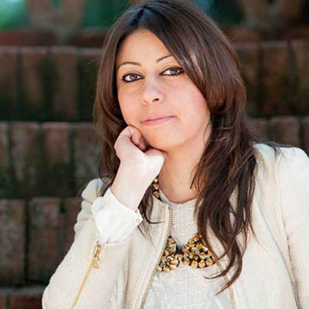 Adriana Sanatanocito Future Forum Udine
