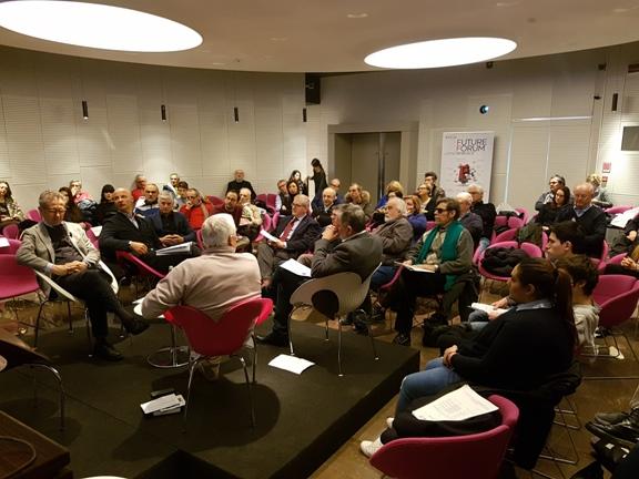 Future Forum/3 Rinascere con un piano straordinario di riqualificazione
