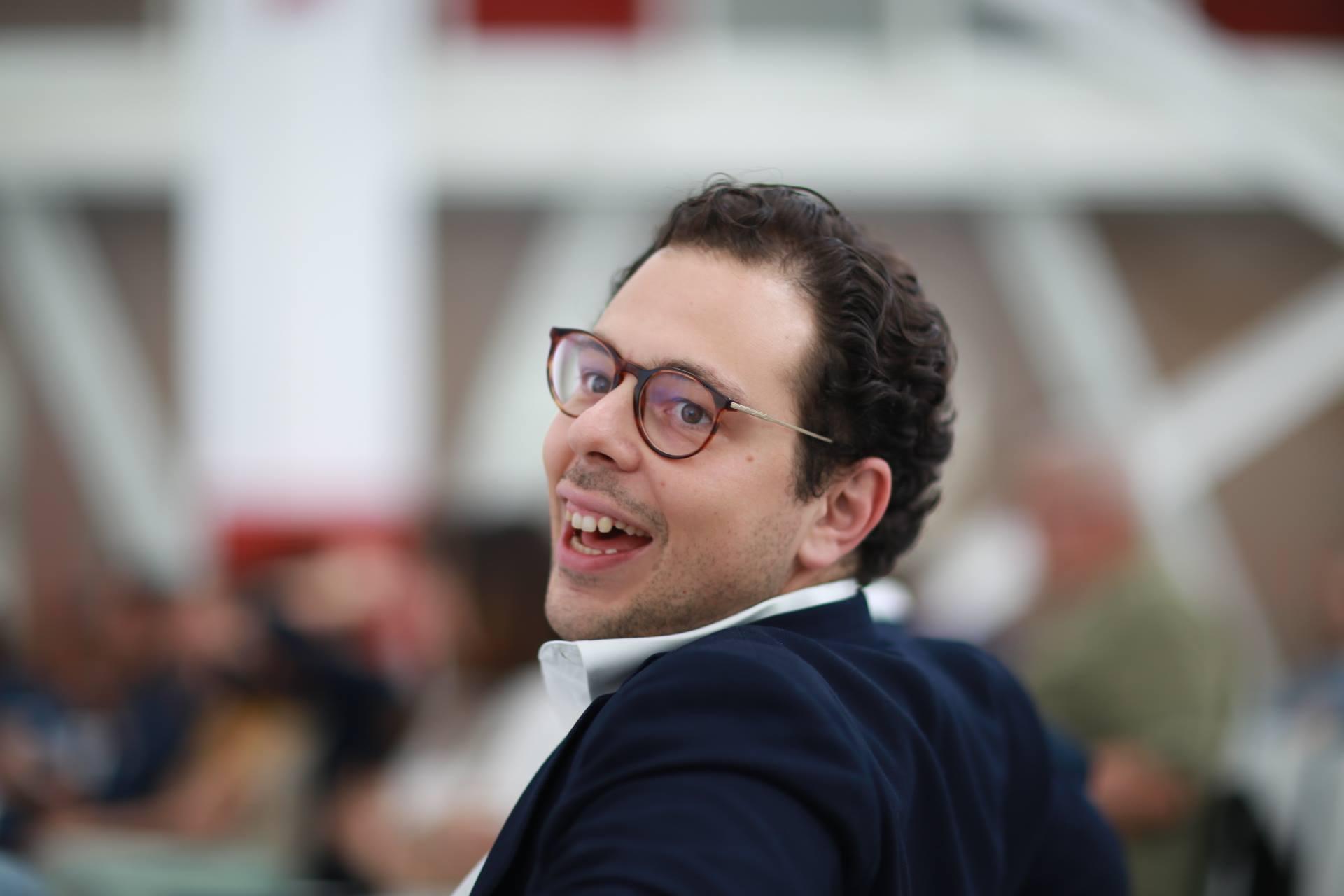 Francesco Luccisano Future Forum Udine