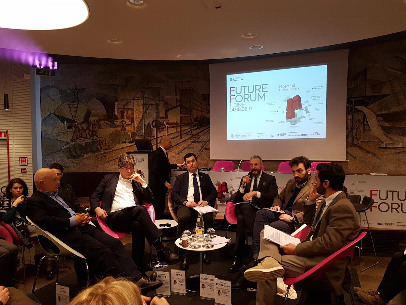 Future Forum/4 Exit o integrazione nel futuro d'Europa?