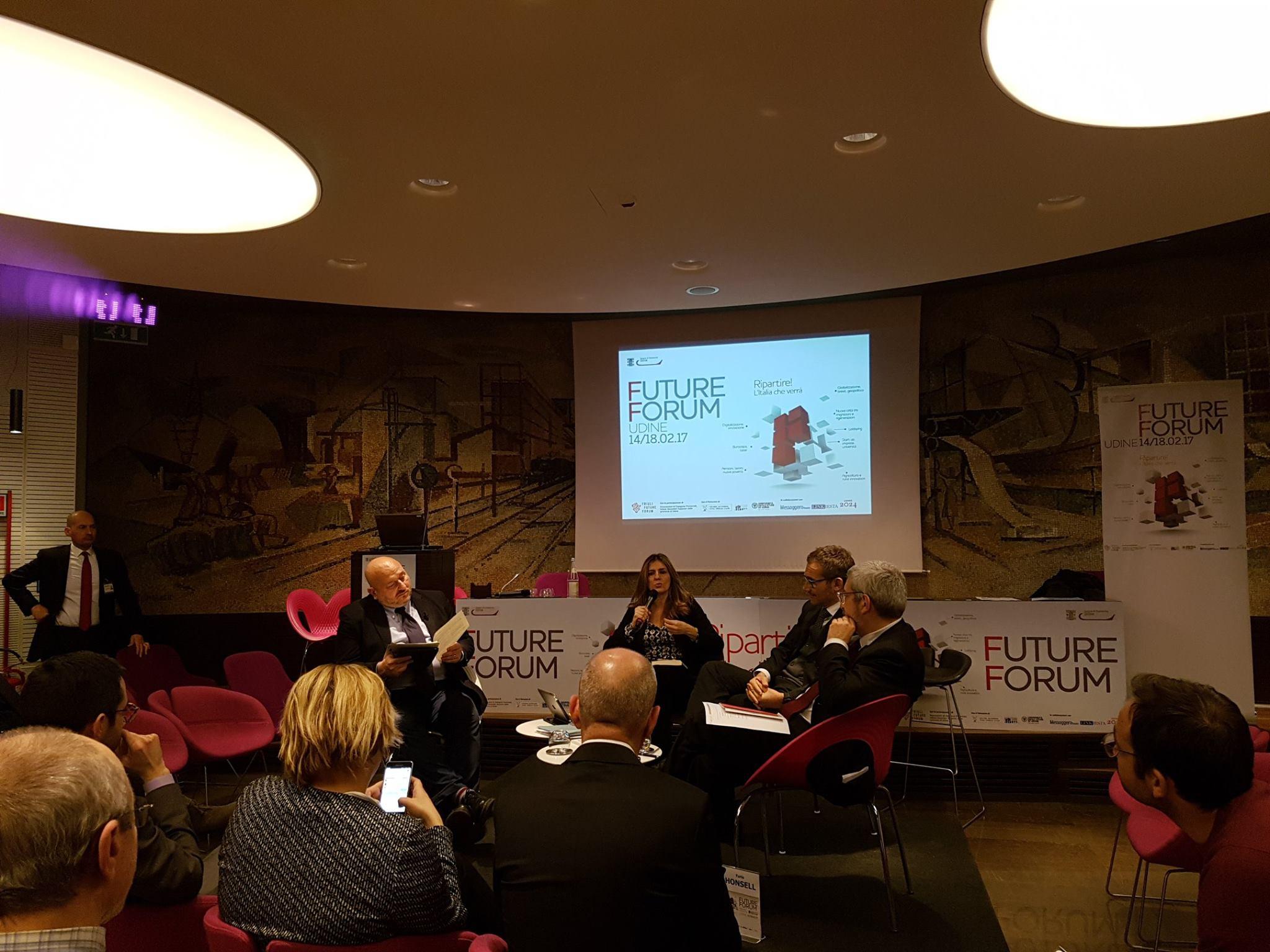 Future Forum /6 Burocrazia: bestia nera o necessità?