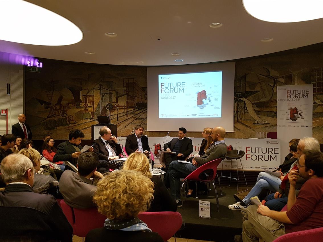 Future Forum/5 Rigenerazione urbana tra architettura e migrazioni