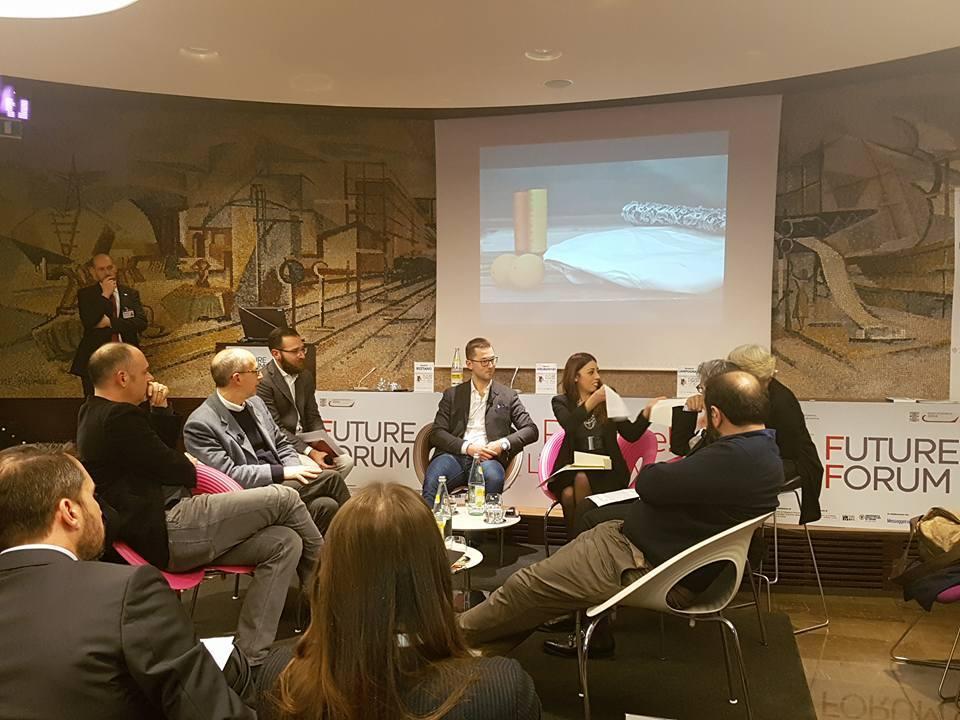 """Future Forum /12 Agricoltura del futuro e innovazione """"mediterranea"""" per creare sviluppo"""