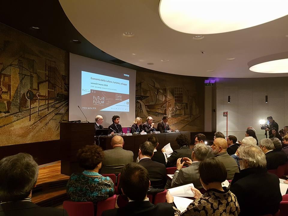 Future Forum 18/01 La bellezza dei Siti Unesco per crescere anche in Friuli