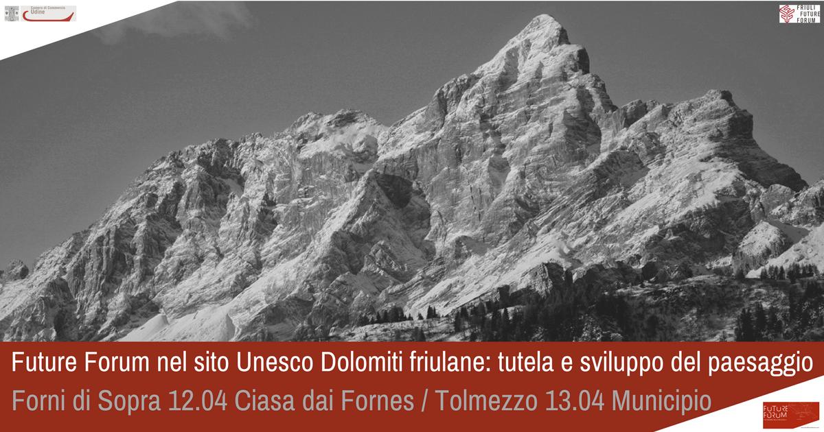 Future Forum Cciaa Udine Dolomiti